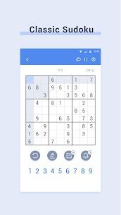 Sudoku – Free Classic Digital Puzzle Game 1