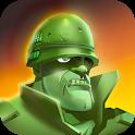 🔫 Toy Commander: Army Men Battles icon