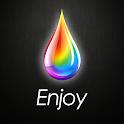 Enjoy Photo Editor: Pics, Collage, Frames, Montage icon