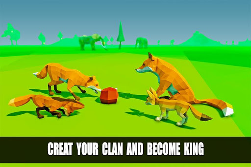 Fox Simulator Fantasy Jungle: Animal Family Games screenshots 3