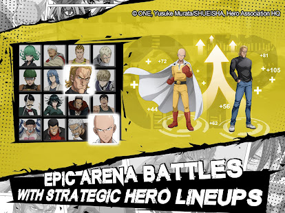 Game One-Punch Man: Road to Hero APK for Windows Phone