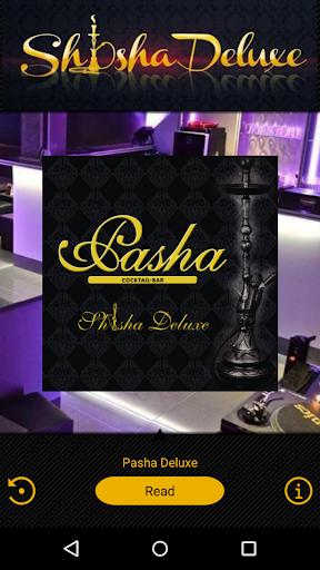 Pasha Shisha Deluxe