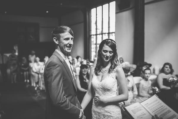Wedding photographer Nik Bryant (nikbryantphoto). Photo of 19.10.2017