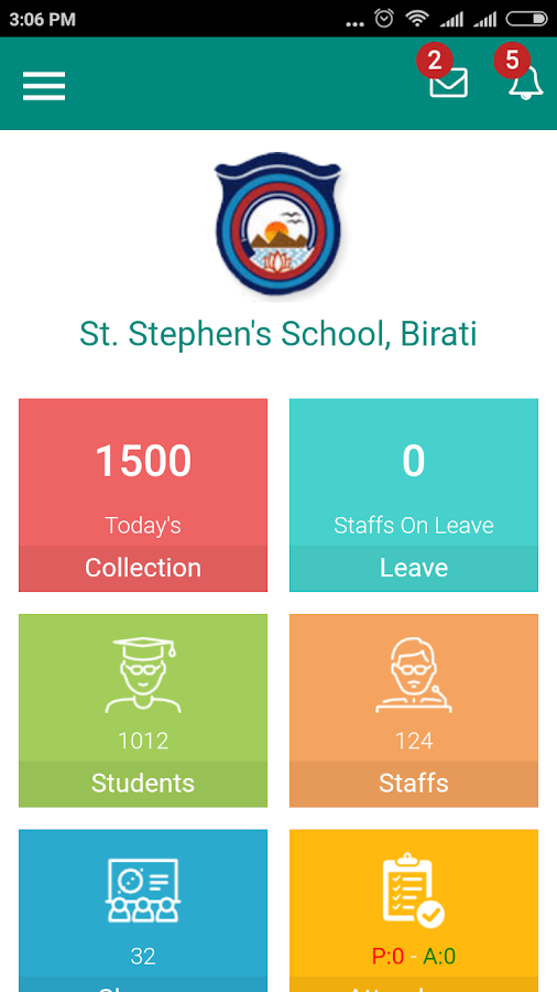 FREE School app - School ERP- screenshot