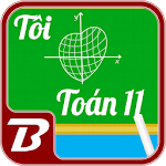 Toan lop 11 Icon