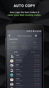 SwipeStox - Bitcoin, Stocks, Forex Social Trading- screenshot thumbnail