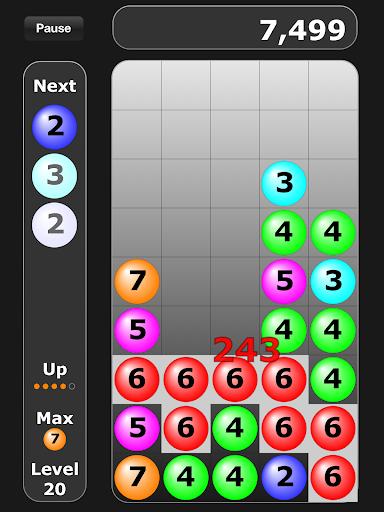 Numbers Addict™ APK MOD – ressources Illimitées (Astuce) screenshots hack proof 2