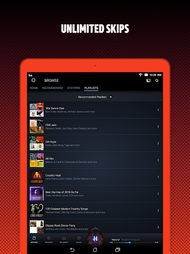 Amazon MP3 screenshot 10