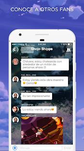 Shojo Amino en Español - náhled