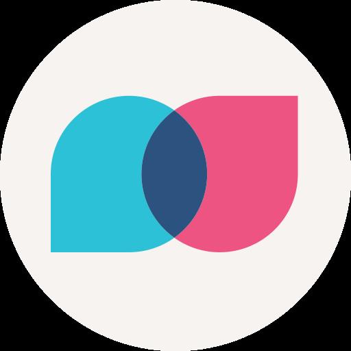 Tandem Language Exchange: Speak & learn languages Icon