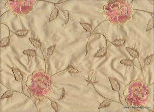 Photo: Mysore 12 - Euphoria Series Embroidery - Sand
