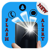 Flash Alert Call,SMS & Notifiy