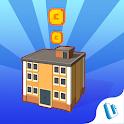 Tap City: Building clicker GO! icon