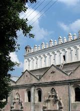 Photo: Żółkiew. Obronna synagoga