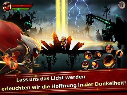 Stickman Legends: Schattenkrieger Kampfspiel RPG Screenshot