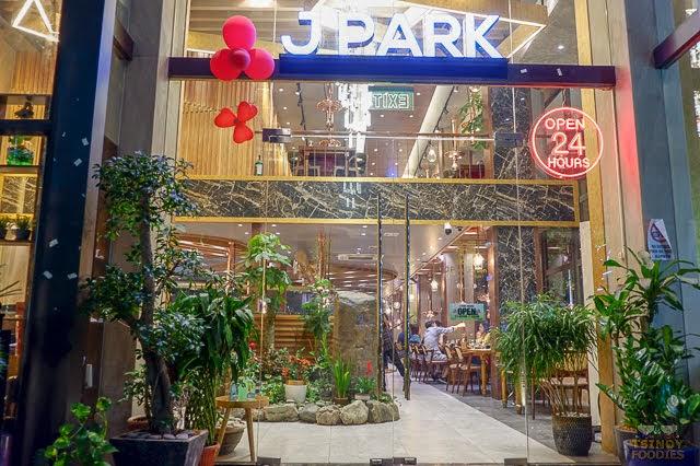 jpark garden restaurant