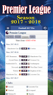 Premier League 2017 - 2018 - All in one - náhled