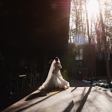 Wedding photographer Batik Tabuev (batraz76). Photo of 05.04.2018