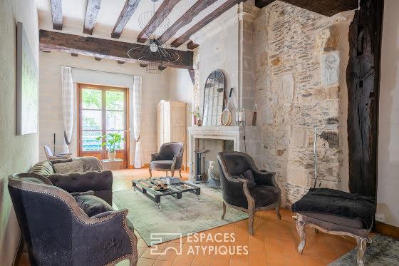 Vente appartement 5 pièces 124,29 m2