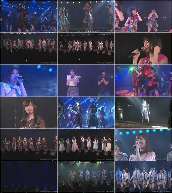 (LIVE)(720p) AKB48 井上ヨシマサ 「神曲縛り」公演 Live 720p171103