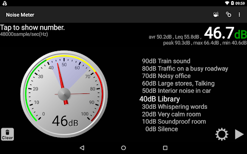 Noise Meter- screenshot thumbnail
