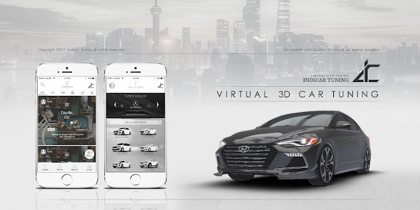 3D Car Tuning App - Indicar Tuning[beta] 25.0