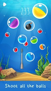 Sky Ball - ball drop- screenshot thumbnail
