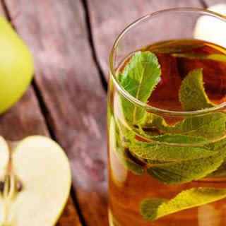 Apple Cider Bellini.
