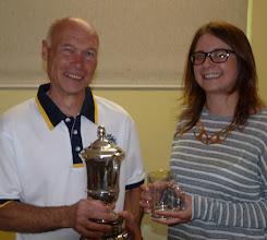 Photo: Men's Singles Champion again- Brian Perryman