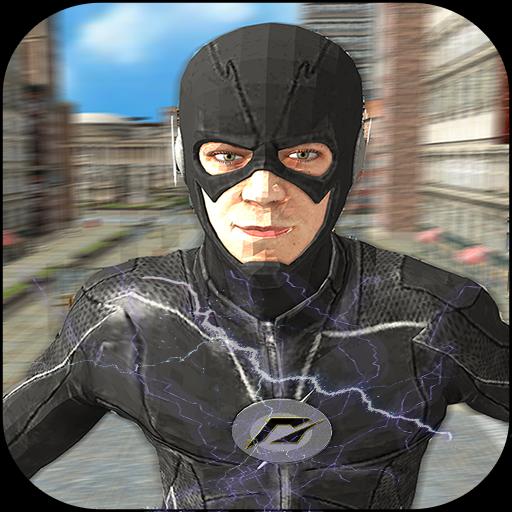 Superhero Flash Speed Hero