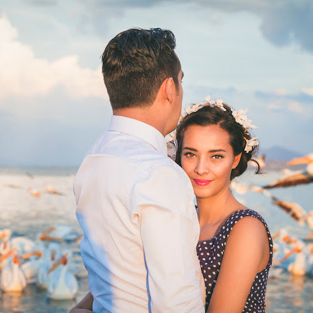 Wedding photographer Patricia Anguiano - CAROTIDA (carotidaphotogr). Photo of 19.01.2016