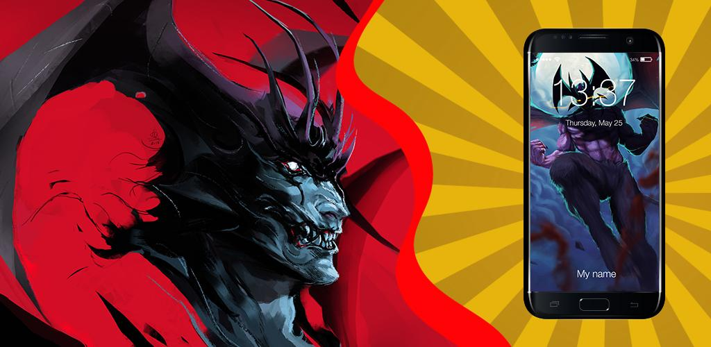 Download Devilman Crybaby Anime Akira Wallpapers Applock Apk Latest Version For Android