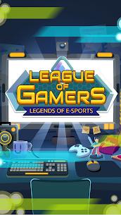 دوري اللاعبين – كن أسطورة الرياضة الإلكترونية! 5
