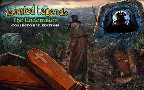 Haunted Legends.The Undertaker apk