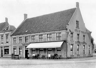 Photo: 1916 herberg 'Het Roode Hert