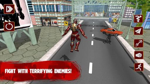 動作必備免費app推薦|Strange Iron Hero Battle 3D線上免付費app下載|3C達人阿輝的APP
