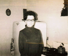 Photo: In the kitchen on Oram about 1969. This was a very hip street