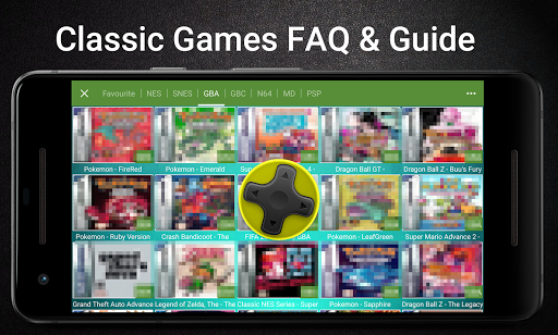 ️ Classic Games Emulator for Genesis MD  - screenshot