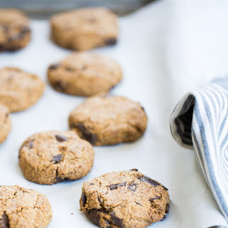 Recipe For Vegan Cookies, Gluten Free And Maple Syrup..