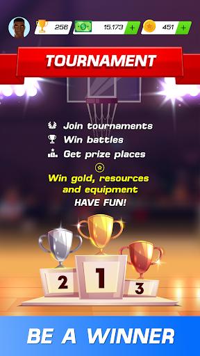 Basketball Clash: Slam Dunk Battle 2K'20 android2mod screenshots 8