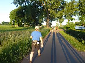 Photo: verdorie  de langemannen lopen weer voor ons voeten.............
