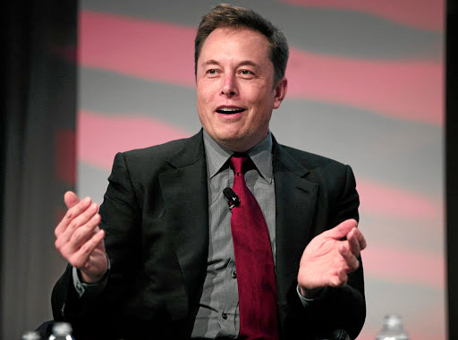 Elon Musk. Picture: GETTY IMAGES/BILL PUGLIANO