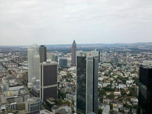 Cardboard VR Cities: Frankfurt