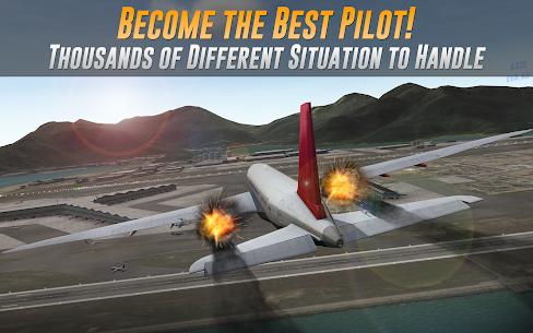 Airline Commander MOD (Unlimited Money) 8