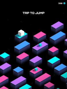 Cube Jump- screenshot thumbnail