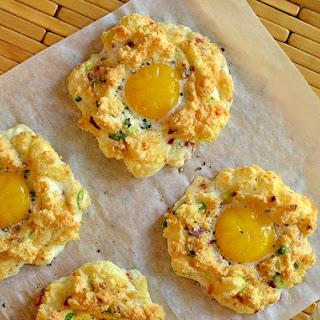Eggs in Chili Clouds Recipe