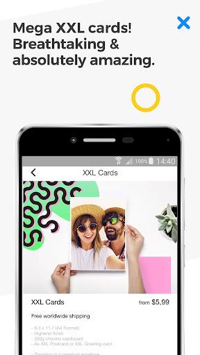 MyPostcard Photo Postcard App and Greeting Cards screenshot 5