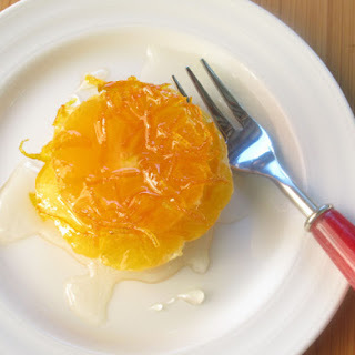 Oranges and Clementines for Dessert.