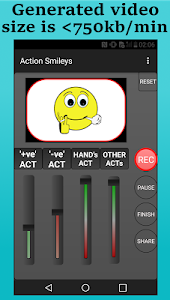 Action Smileys screenshot 3