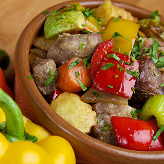 Stewed Pork with Vegetables Recipe